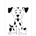 Stencil 15x20 OPA 2167 Pet Cachorro