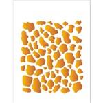 Stencil 15x20 OPA 378 Pele Girafa