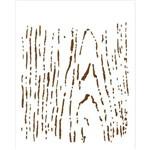 Stencil de Acetato para Pintura Opa 20 X 25 Cm - 1450 Nó de Madeira