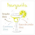 Stencil de Acetato para Pintura Opa Simples 30,5 X 30,5 Cm - 2196 Drink Margarita