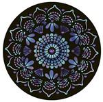 Stencil Litoarte 30x30 STQG-007 Mandala Rendada