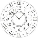 Stencil Litoarte 30x30 STQG-018 Relógio Romano