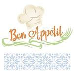 Stencil Litoarte 20x20 STXX-111 Bon Appetit