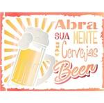 Stencil Litoarte 20x20 STXX-135 Cervejas Beer