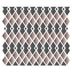 Stencil Litoarte 21,1x17,2 STM-413 Textura Grade