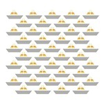 Stencil Litoarte 21,1x17,2 STM-411 Textura Barcos