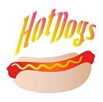Stencil Litoarte 21,1x17,2 STM-532 Hot Dogs