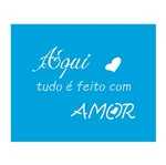 Stencil Litoarte 21,1x17,2 STM-381 Amor