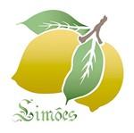 Stencil Litoarte 21,1x17,2 STM1-004 Limões