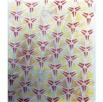 Stencil Litoarte 21,1x17,2 STM1-034 Estampa Moderna