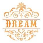 Stencil Litoarte 10x10 STX-313 Ornamento Vintage Dream