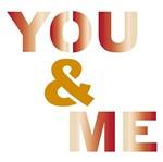 Stencil Litoarte 10x10 STX-257 You & me