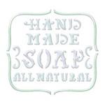 Stencil Litoarte 10x10 STX-332 Selo Hand Made
