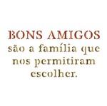 Stencil Litoarte 14x14 STA-074 Bons Amigos