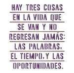 Stencil Litoarte 14x14 STA-081 Hat Tres Cosas En La Vida