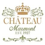 Stencil Litoarte 14x14 STA-039 Château Marmont