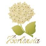 Stencil Litoarte 34,4x21 ST-111 Flor Hortênsia