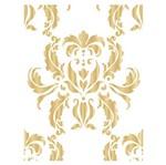 Stencil Litoarte 42,2x32 STW-022 Ornamento