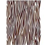 Stencil Litoarte 42,2x32 STW-004 Textura Tigre