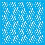 Stencil Litocart 20x20 LSQ-083 Textura