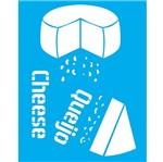 Stencil Litocart 30x20 LSS-049 Queijo