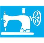 Stencil Litocart 20x15 LSM-098 Máquina de Costura