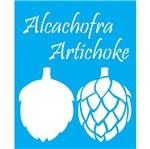 Stencil Litocart 20x15 LSM-113 Alcachofra