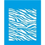 Stencil Médio Abstrato 17,2x21,1 STM-197 Litoarte