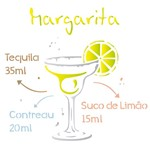 Stencil OPA 30,5x30,5 2196 Drink Margarita