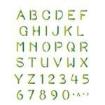 Stencil OPA 20x25 477 Alfabeto Simples
