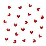 Stencil OPA 14x14 1139 Micro Corações
