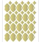 Stencil OPA 15x20 2056 Estampa Corrente