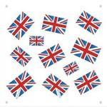 Stencil OPA Duplo 14X14 Micro Inglaterra 1169