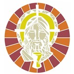 Stencil OPA Natal 20x25 2738 Vitral Jesus