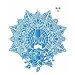 Stencil OPA 32x42 2728 Mandala Buda
