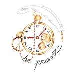 Stencil STM 644 Relógio