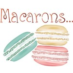 Stencil STM 650 Macarons