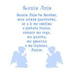 Stencil STM 659 Santo Anjo