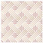 Stencil STXX 080 Geométrica Entrelaçada