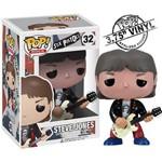Steve Jones - Sex Pistols - Funko Pop Rocks