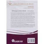 STF para Concursos Vol. 3 - Coleção Direito de Bolso