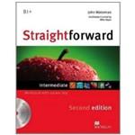 Straightforward Intermediate - Workbook With Audio CD - With Key - 2 Ed.