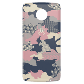 Style Shell Pink Camo