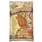 Substrato para Répteis Zoomed Vita-Sand Outback Orange 2,25Kg