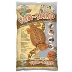 Substrato para Répteis Zoomed Vita-Sand Sahara Slate 2,25Kg