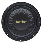 "Subwoofer 12"" Bomber Slim High Power - 400 Watts RMS"