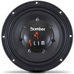Subwoofer 8 Bomber Slim - 200 Watts Rms - 4 Ohms