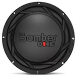 Subwoofer 8 Pol 150w Rms Bomber One 4 Ohms Bobina Simples