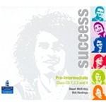Success Pre-Intermediate Class Cd (4) - New