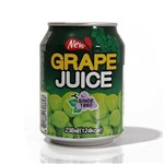 Suco Grape Juice Uva Verde Bombom com 3 Unid. Importado